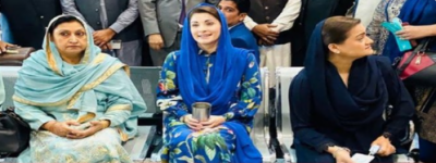 وزیراعظم نے اپنا قد بڑھانے کیلئے نواز شریف کی رٹ لگا رکھی ہے، مریم نواز