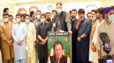 پارٹی کارکن سندھ میں آئندہ سال ہونے والے بلدیاتی انتخابات کی تیاری شروع کردیں، اسد عمر