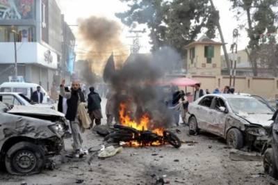 کوئٹہ میں دھماکے سے 2 افراد جاں بحق، 10 زخمی
