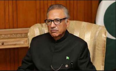 صدر مملکت ڈاکٹر عارف علوی کل لاہور کا دورہ کریں گے