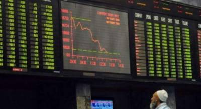 کاروباری ہفتے کا پہلا روز: پاکستان اسٹاک مارکیٹ 584پوائنٹس کے اضافے کے ساتھ بند