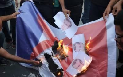 فرانسیسی صدر ایمانوئیل میکرون انتہا پسندی کو ہوا دے رہے ہیں: ایران