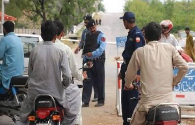 پشاور بم دھماکہ:وفاقی دارالحکومت سمیت پنجاب بھر میں سکیورٹی ہائی الرٹ