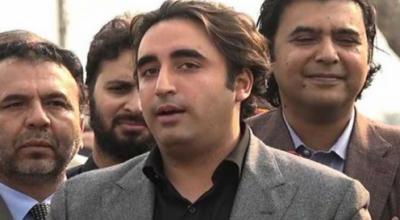 تحریک انصاف کسی کومنہ دکھانے کے قابل نہیں رہی : بلاول بھٹو