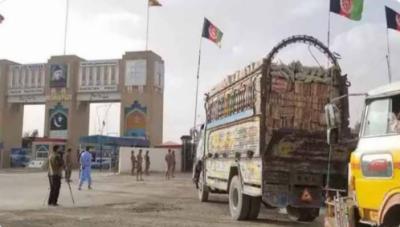 خرلاچی سے افغانستان کیلئے برآمد کی اجازت