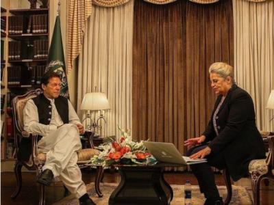 پاکستان پر افغانستان میں طالبان کو استعمال کرنے کا الزام غلط ہے،وزیراعظم عمران خان