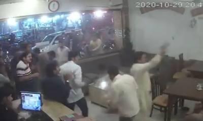 ملتان: ہوٹل پر مسلح افراد کی فائرنگ کے نتیجے میں منیجر زخمی