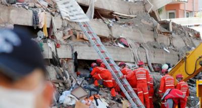 ترکی، زلزلے سے اموات کی تعداد 73ہوگئی