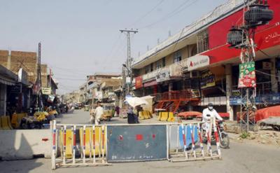 پنجاب میں کورونا وائرس کے بڑھتے ہوئے کیسز کو روکنے کیلئے830 مقامات پر مائیکرو سمارٹ لاک ڈاؤن