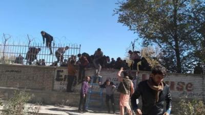 کابل میں یونیورسٹی پر حملہ، 4افراد زخمی