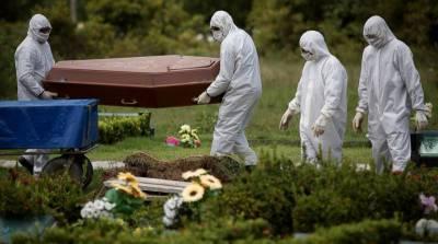 کورونا وائرس کے باعث دنیا بھر میں ہلاکتیں 12لاکھ 5سے تجاوز کر گئیں