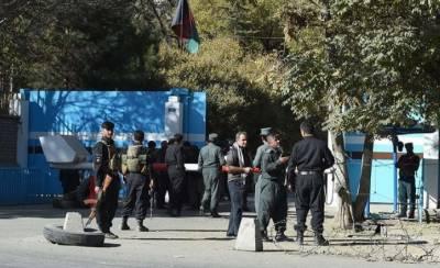 افغانستان:کابل یونیورسٹی پر دہشتگردوں کا حملہ، 25 افراد جاں بحق