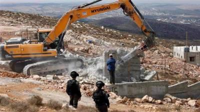 القدس:فلسطینی املاک کی مسماری مہم میں تیزی