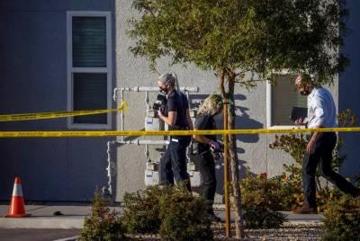 امریکا:نیواڈا میں فائرنگ، حملہ آور سمیت 4 افراد ہلاک،5زخمی