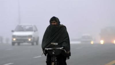 ملک کے بیشتر علاقوں میں موسم خشک اور پنجاب میں سموگ چھائے رہنے کا امکان