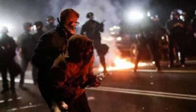 پورٹ لینڈ ، توڑپھوڑ کے الزام میں 9 مظاہرین گرفتار