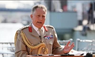 برطانوی جنرل کا 30 ہزار روبوٹ فوجی برطانوی فوج میں شامل کرنے کا اعلان
