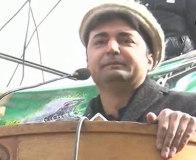 ماضی کی حکومتوں نے گلگت بلتستان کی ترقی پر توجہ نہیں دی، مراد سعید