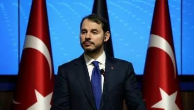 ترک صدر کے داماد بیرات البائراک وزیر خزانہ کے عہدے سے مستعفی