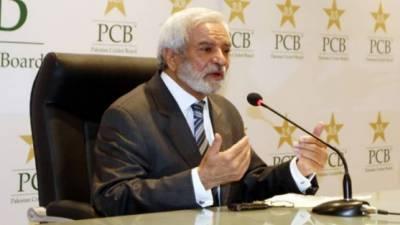 گورننگ بورڈ سے رخصت ہونے والے اراکین کی پاکستان کرکٹ کے لیے خدمات پر ان کا مشکور ہوں:چیئرمین پی سی بی احسان مانی
