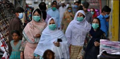پاکستان میں کورونا سے اموات کی تعداد 7 ہزار تک جاپہنچی