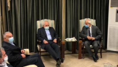 ایرانی وزیر خارجہ جواد ظریف کا دورہ پاکستان