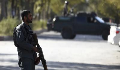 کابل :مسلح افراد کا حملہ، 2افغان فوجی ہلاک