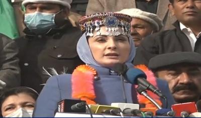 حکومت کوئی اور چلا رہا ہے، کرسی پر عمران خان بیٹھا ہے، مریم نواز