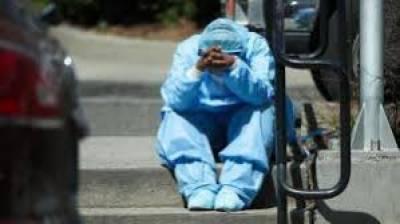 عالمی وبا کے سبب دنیا بھر میں 12 لاکھ 79 ہزار سے زائد اموات