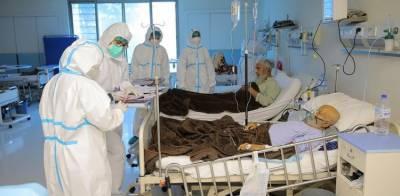 پاکستان میں کورونا کی تشویشناک صورتحال ، ایک دن میں 34 ہلاکتیں ، ایک ہزار808 کیسز رپورٹ