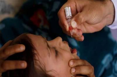 پنجاب سے پولیو کا ایک اورکیس رپورٹ