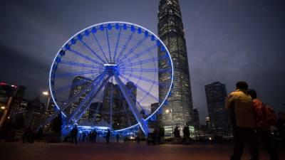 ہانگ کانگ میں کورونا ایس او پیز کے عین مطابق پہلا آﺅٹ ڈور پارک کھل گیا