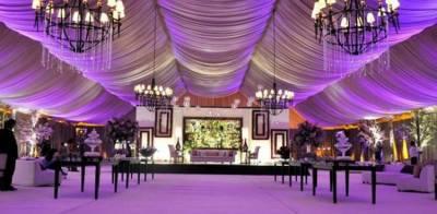 شادی ہالز میں تقریبات پر پابندی: این سی او سی کو نوٹس جاری، جواب طلب