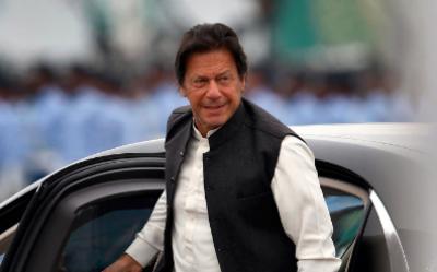 وزیر اعظم عمران خان سی پیک منصوبے کے تحت