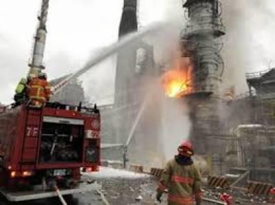 چین: کارخانے میں دھماکے کے باعث7افراد ہلاک