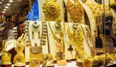 ملک میں سونے کی قیمت میں 400 روپے کا اضافہ