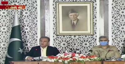بھارت پاکستان میں ریاستی دہشتگردی کوہوادے رہا ہے، مزید خاموش رہناہمارے مفاد میں نہیں : وزیرخارجہ