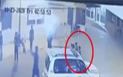 معروف قوال شیر میانداد اور انکے بیٹے کو گولیاں مارنے والا ملزم پکڑا گیا