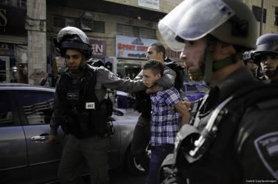 رواں سال اسرائیلی فوج کے ہاتھوں 400 فلسطینی بچے گرفتارہوئے