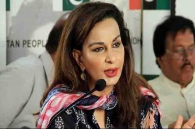 اپوزیشن عمران خان اور کورونا سے عوام کو نجات دلائے گی: شیری رحمان