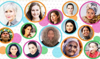 دنیا کی 100 بااثر ترین خواتین کی فہرست میں 2 پاکستانی بھی شامل