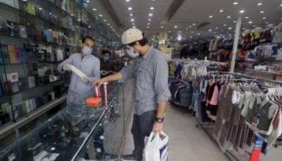 کورونا کی دوسری لہر: سندھ میں آج سے کاروبار 6 بجے تک بند کرنے کے احکامات