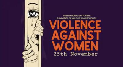 پاکستان سمیت دنیا بھر میں آج خواتین پر تشدد کے خاتمے کا عالمی دن منایا جارہا ہے