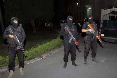 کراچی: سی ٹی ڈی کی کارروائیاں، 5 ٹارگٹ کلرز گرفتار