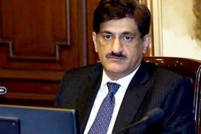 وزیراعلیٰ سندھ کو توہین عدالت کانوٹس جاری