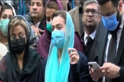 عمران خان سلیکٹڈ کے ساتھ ساتھ بے حس اور ظالم بھی ہیں: مریم اورنگزیب