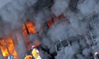 مہندی کے کارخانے میں آتشزدگی، 3افراد جھلس کر جاں بحق