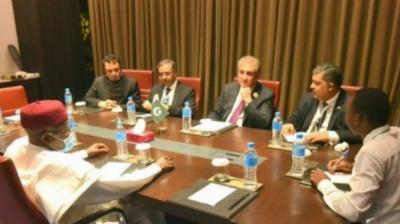 جموں وکشمیر کے تنازعے پر دیرینہ اصولی موقف اختیار کرنے پر نائیجر کا شکریہ ادا کرتے ہوں : شاہ محمود قریشی