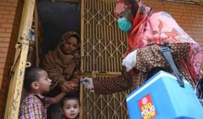 ملک بھر میں انسداد پولیو مہم کا آغاز، 3 کروڑ 90 لاکھ بچوں کو قطرے پلائے جائیں گے