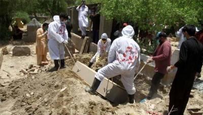 پاکستان: کورونا کیسز کی تعداد 4 لاکھ سے تجاوز، ساڑھے چار ماہ بعد ریکارڈ اموات